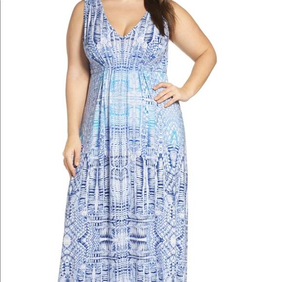 Tart Dresses & Skirts - Tart maxi dress. Size 1x plus size